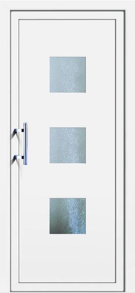 Avenir pvc for Modelos de puertas de metal modernas